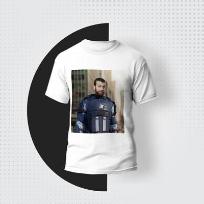 A Kapitány - Egyedi Póló