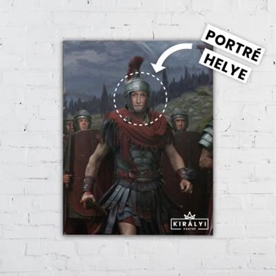 Marcus Crassus - Egyedi Portré