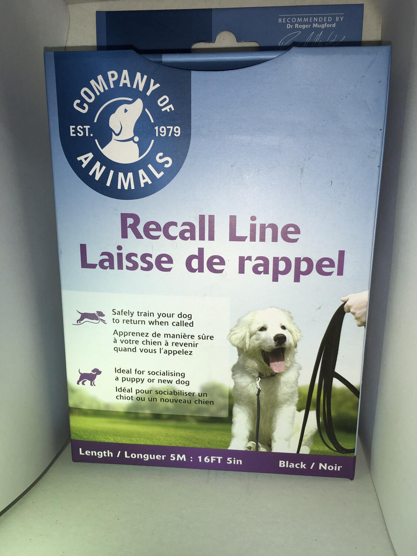 5 Mtr Recall Line