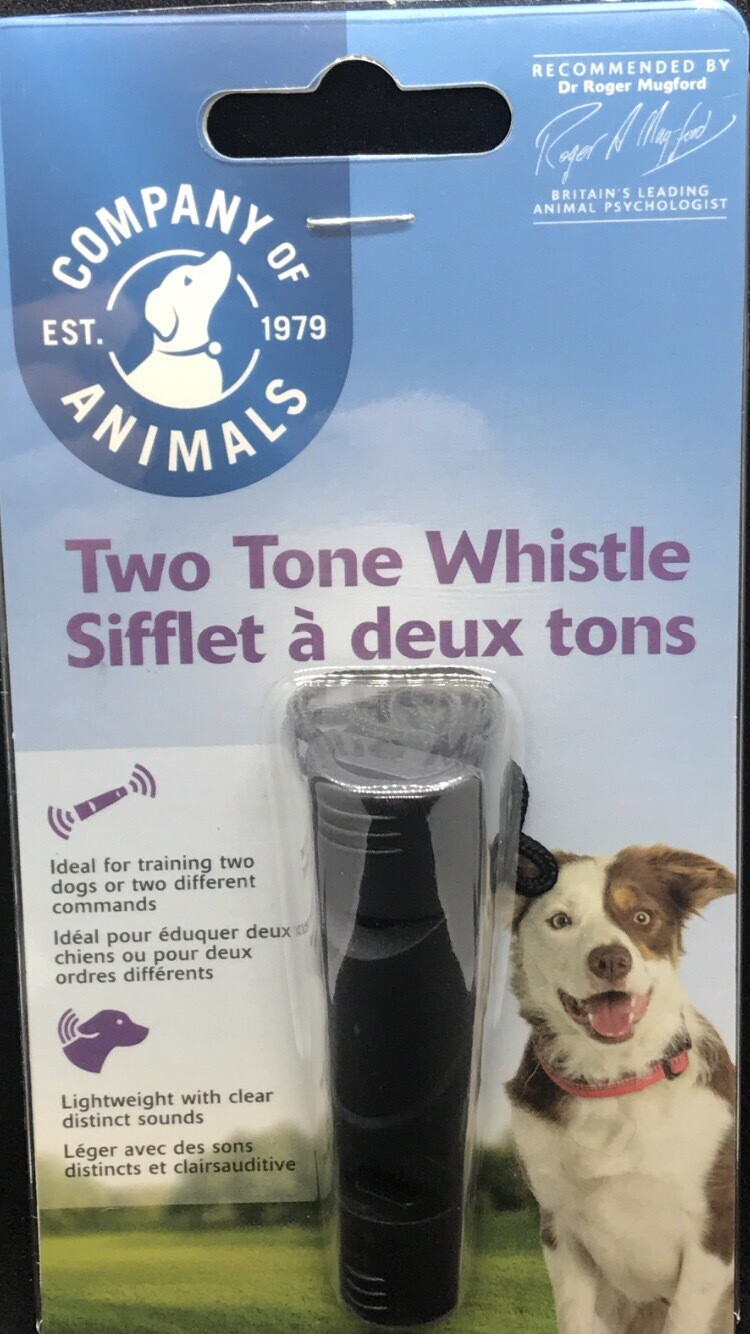 Two Tone Dog Whistle