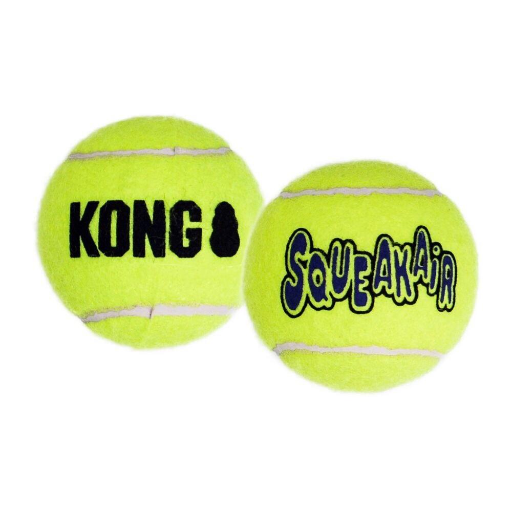 Kong Balls Squeak Air 3pk MEDIUM