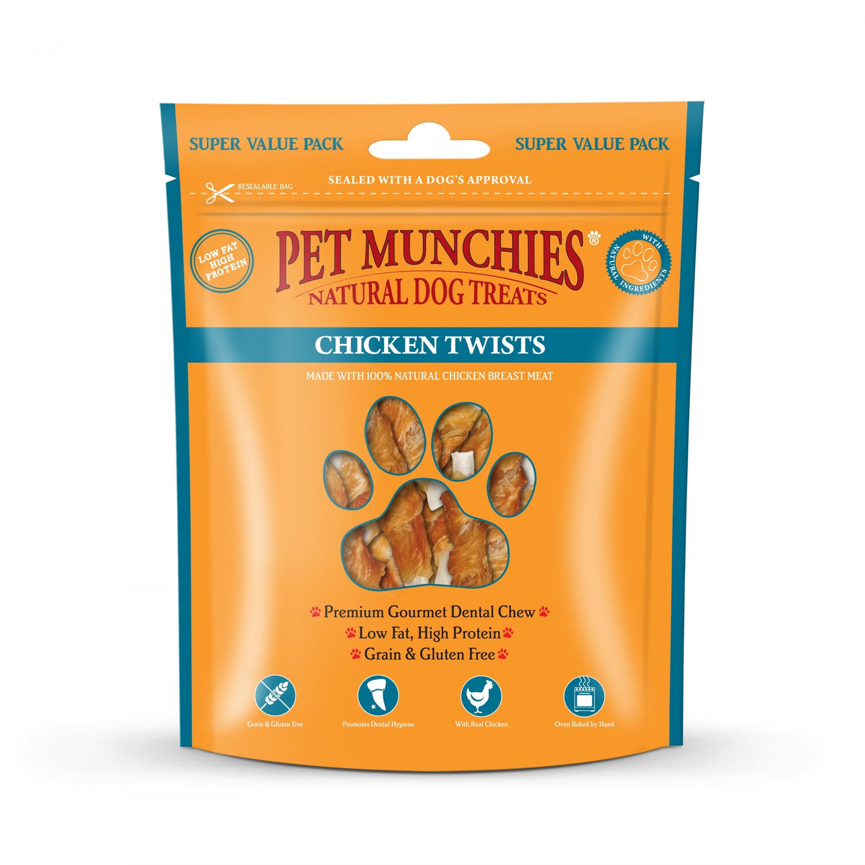 Pet munchies Chicken Twist 290g