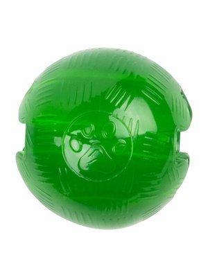 Petlove Mighty Mutts Mint Rubber Ball Medium