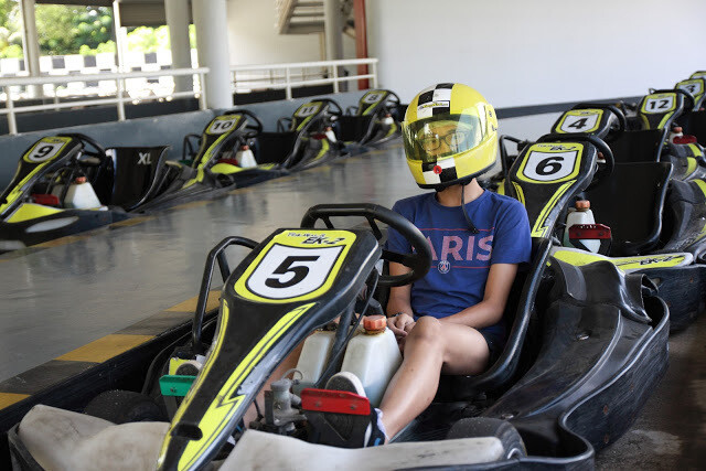 [5% OFF] 常规卡丁车 (1次) - Bangkok Regular kart (1 race)
