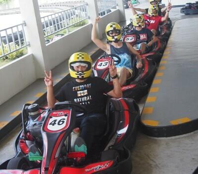 Samui快速卡丁车 (4次) - Fast Kart (4 races)