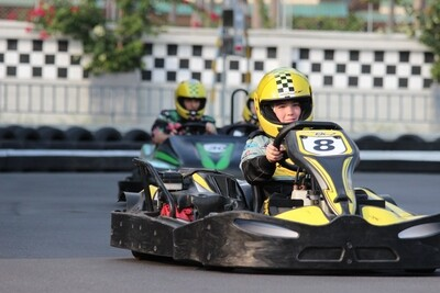 [5% OFF] 常规卡丁车 (1次) - Pattaya Regular kart (1 race)