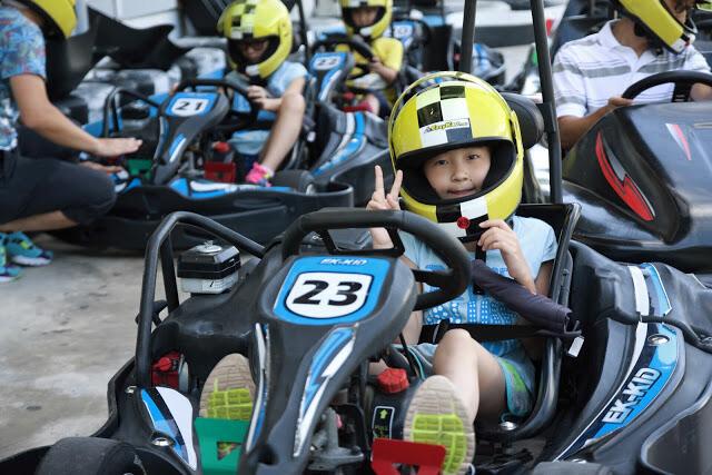 Pattaya 儿童卡丁车 (1次) - Kid Kart (1 race)