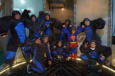 Group package - 20 skydives