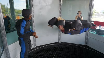 [5% OFF] First timer - Above 140 cm height (2 skydives)