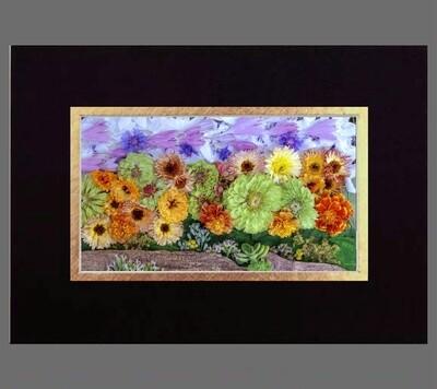Full Flower Impressionism - 5