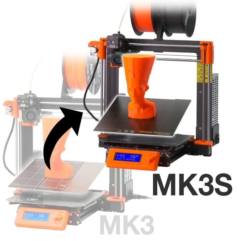 MK3 to MK3S Upgrade Kit