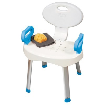 EZ BATH AND SHOWER SEAT