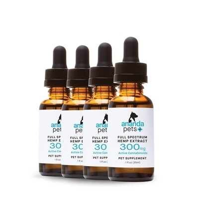 CBD PETS FULL-SPECTRUM EXTRACT