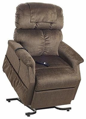 COMFORTER SERIES 3 POSITION LIFT CHAIR W/ FULL CHAISE PAD