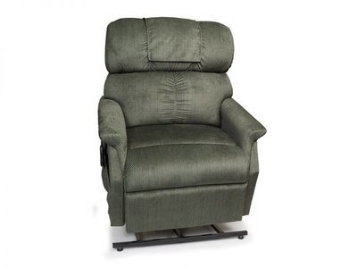 COMFORTER WIDE SERIES 3 POSITION LIFT CHAIR W/ FULL CHAISE PAD