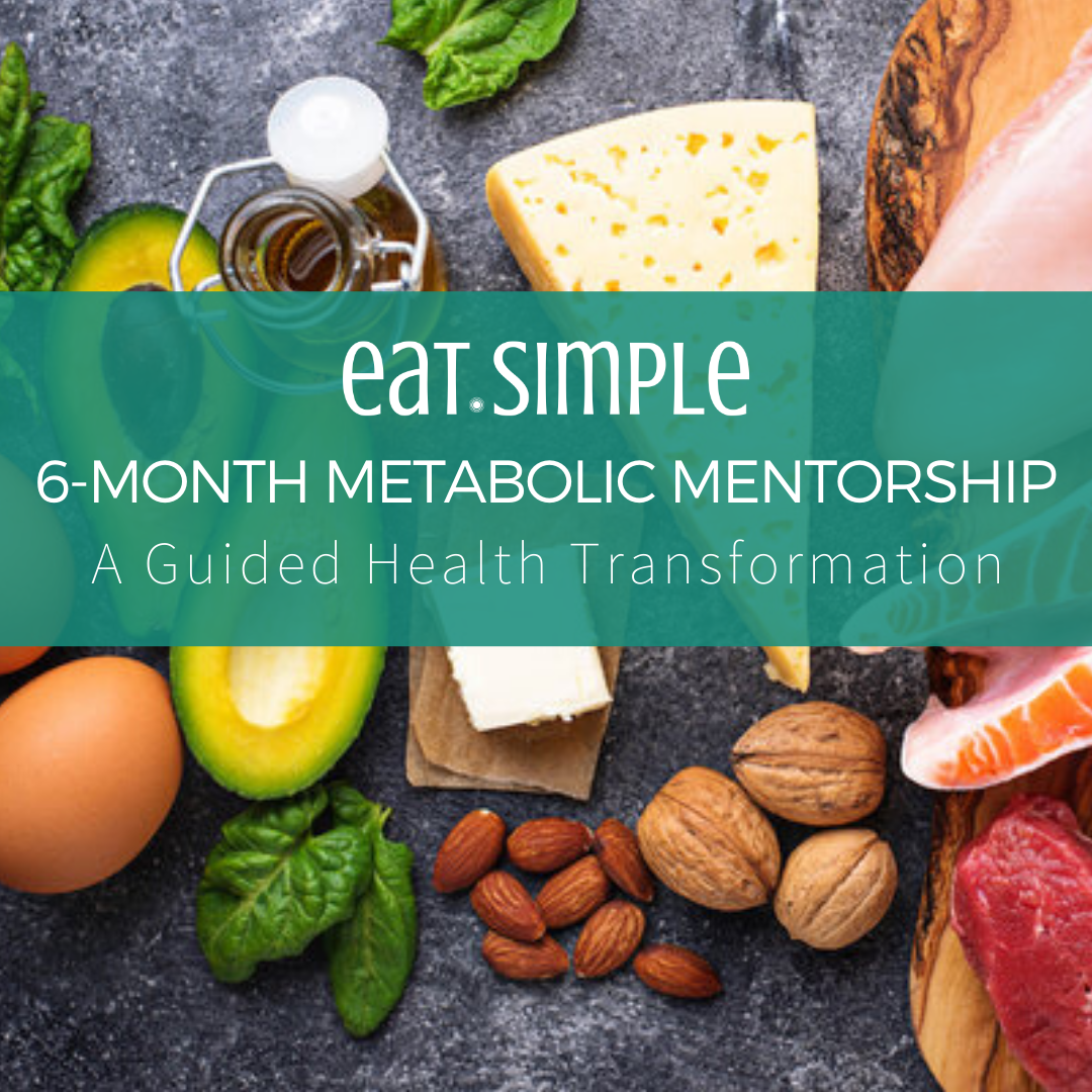 6-Month Metabolism Mentorship: A Forever Fat Loss Plan