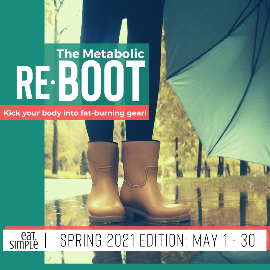 The Metabolic Re-BOOT | May 2021