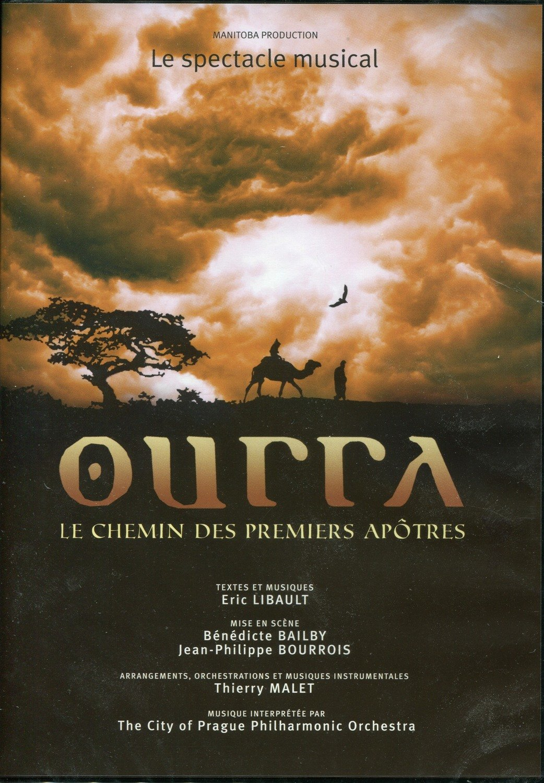 DVD OURRA