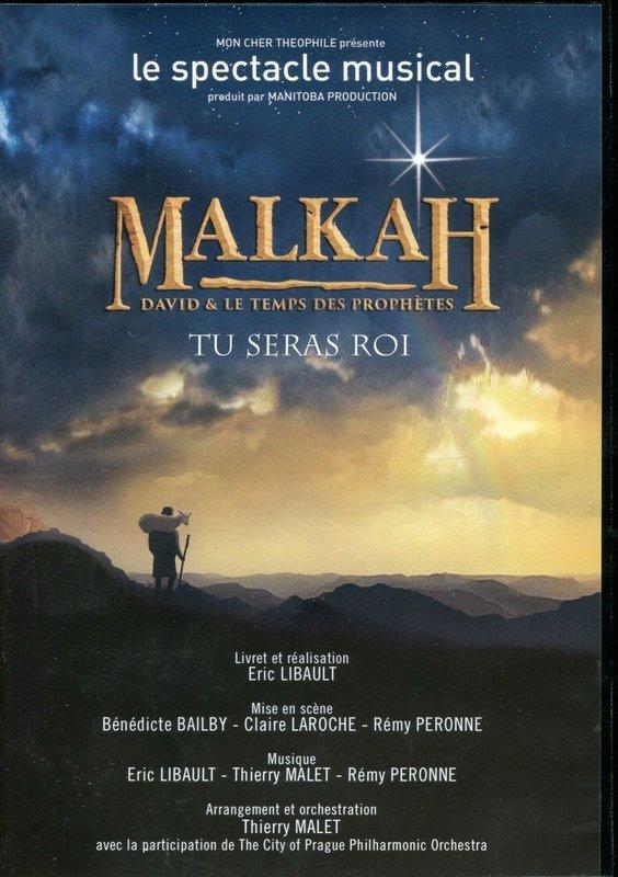DVD MALKAH