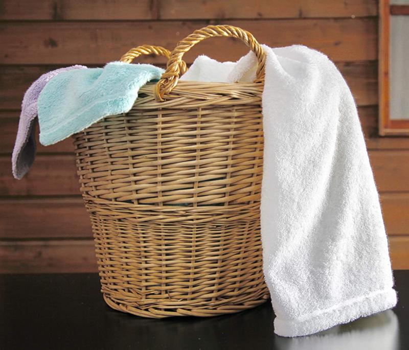100% Organic Cotton 3 Towel Set - Oeko Tex - Made in Japan - Ikeuchi Organic 520