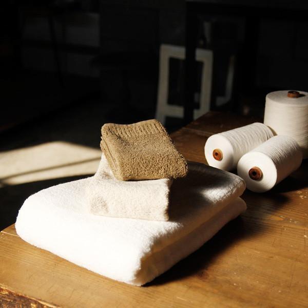 100% Organic Cotton Luxury Hotel 3 Towel Set - Oeko Tex - Made in Japan - Ikeuchi Organic 732