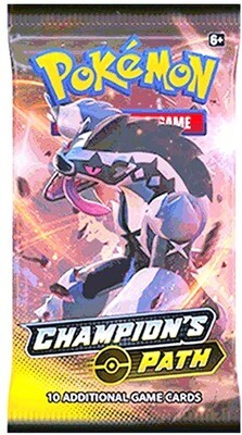 Pokemon Pack (Champion's Path)