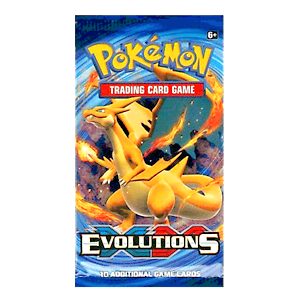 Evolutions (Pokemon Pack)