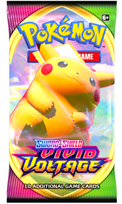 Pokemon Pack (Vivid Voltage)
