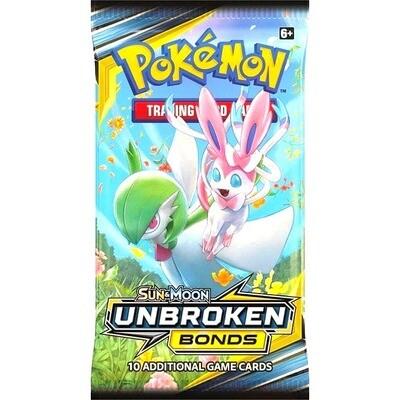 Unbroken Bonds (Pokemon Pack)