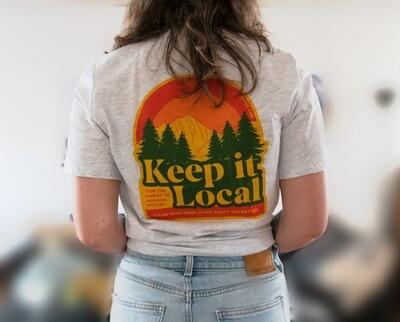 Keep it Local - Unisex Tee