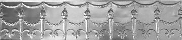 "Frieze (F-2 Torchs) - F2 (14"" x 48"")"