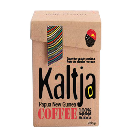 KALTJA: SUPERIOR ARABICA COFFEE BEANS