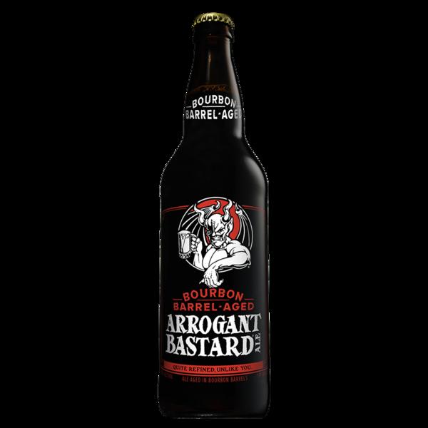 Stone Arrogant Bastard Bourbon I ID1