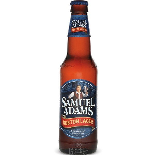 Samuel Adams Boston Lager I ID1