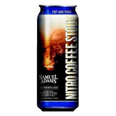 Samuel Adams Nitro Coffee Stout I ID1