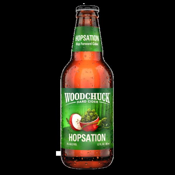 Woodchuck Hopsation I Cider I ID1