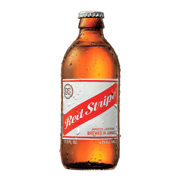 Red Stripe I ID1