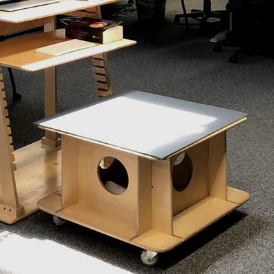 The Buddhi Boxx - Flat Platform Seat