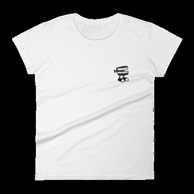 Chatterbox-Women's short sleeve t-shirt