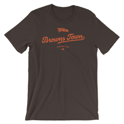 THE LAND-Browns Town Unisex T
