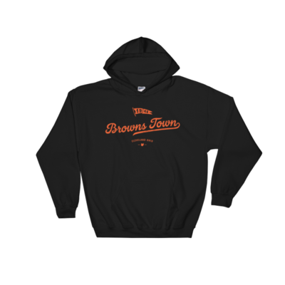 THE LAND-Browns Town Hoodie