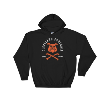 THE LAND-Dawg Pound Hoodie