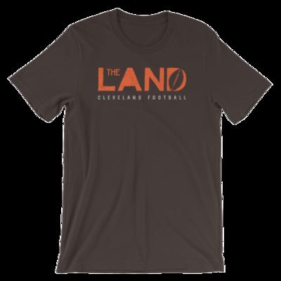 THE LAND-Cleveland Football Unisex Tee