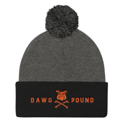 THE LAND-Dawg Pound Knit Cap