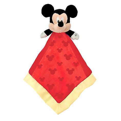 Mantita de Apego de Mickey