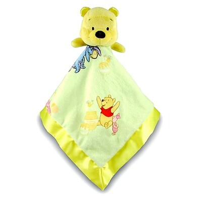 Mantita de Apego de Winnie Pooh