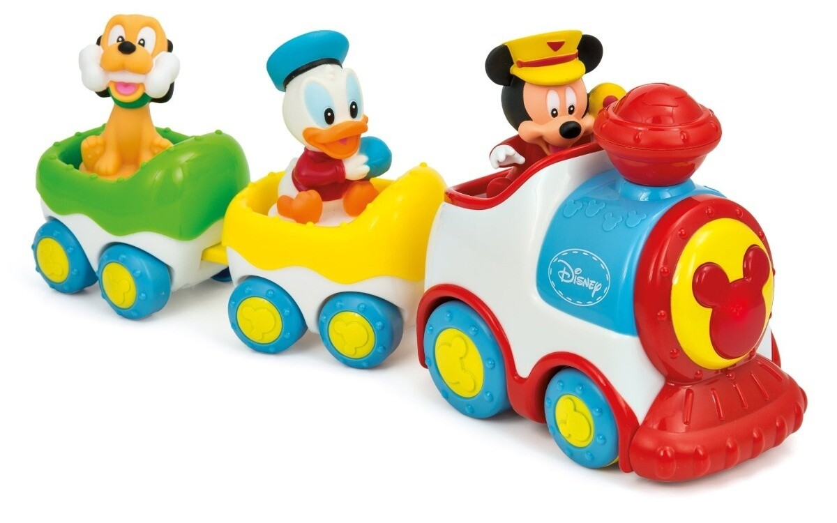 Tren musical de Mickey - Minnie y sus amigos
