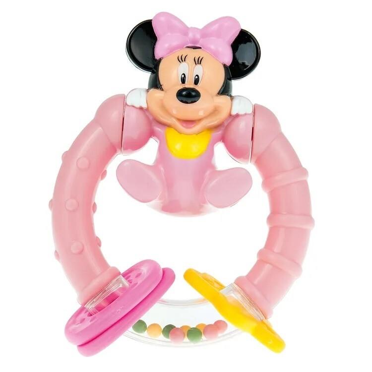 Sonajero de Minnie y Mickey Bebe