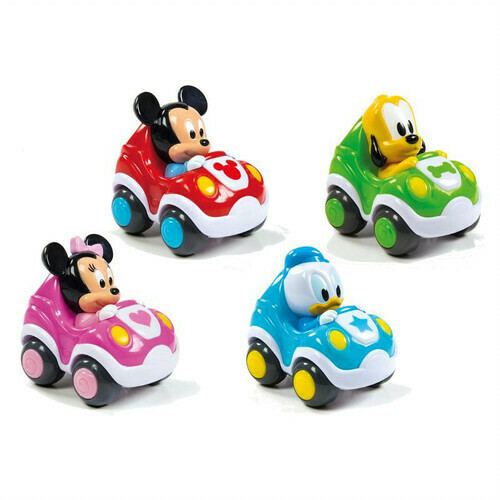 Carritos Disney