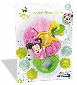Minnie Sonajero en forma de flor